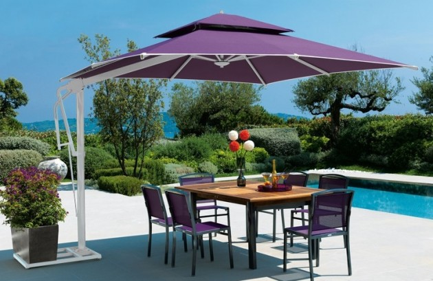 bien choisir son parasol entretenez et embellissez votre. Black Bedroom Furniture Sets. Home Design Ideas