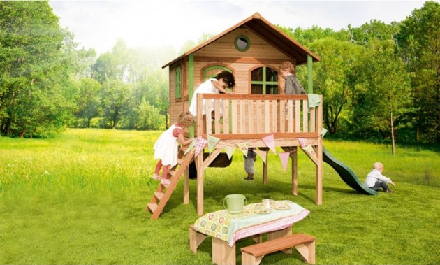 le mobilier de jardin pour enfants entretenez et. Black Bedroom Furniture Sets. Home Design Ideas