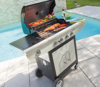 Barbecue Gaz Leroy Merlin