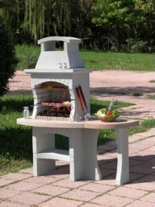 barbecue en dur mr bricolage