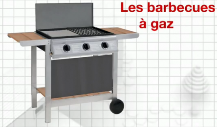 barbecue-à-gaz